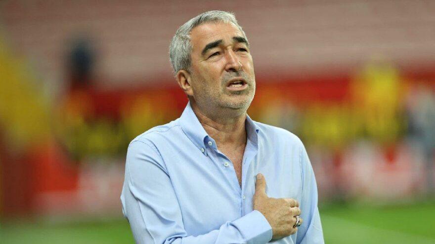 Samet Aybaba'dan maç sonu olay tepki! Belhanda ve Balotelli'den memnun değilim