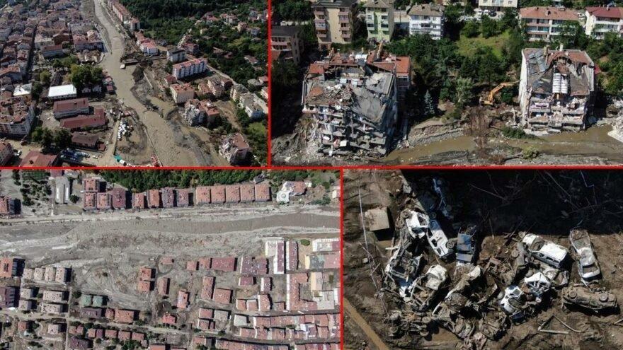 İstanbul Üniversitesi-Cerrahpaşa'dan sel felaketi ön raporu
