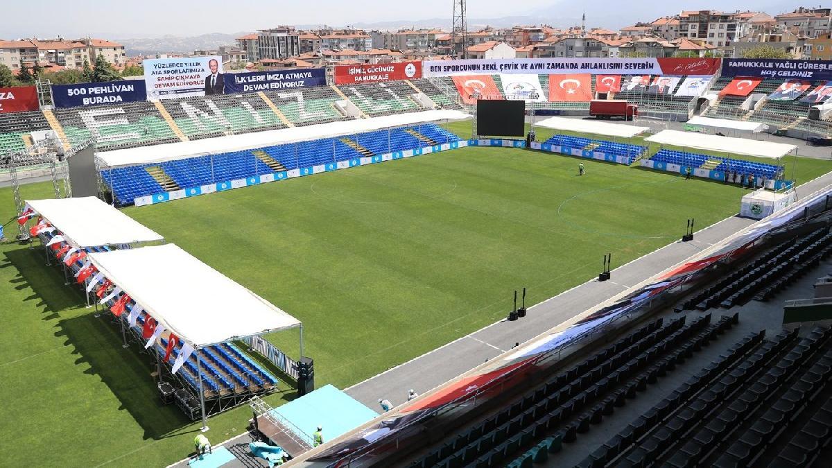 Atatürk Stadyumu bir ilke ev sahipliği yapacak