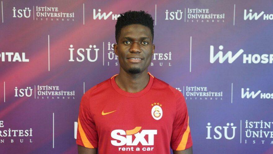 Galatasaray'da ayrılık… Charleroi'ye kiralandı