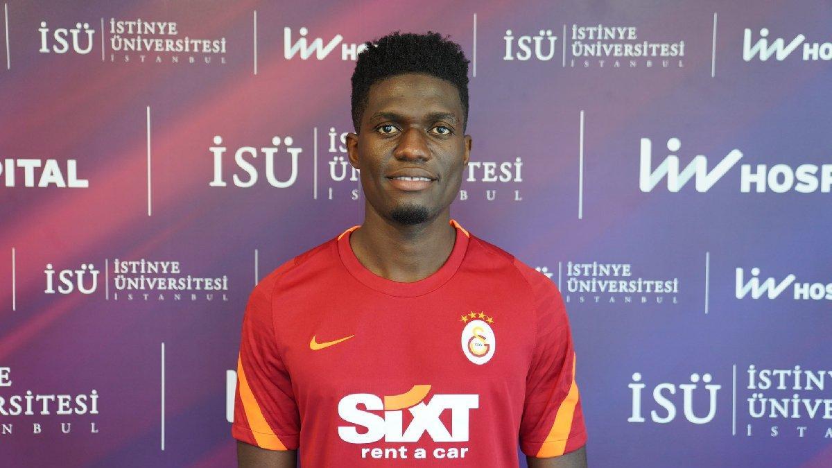 Galatasaray'da ayrılık... Charleroi'ye kiralandı