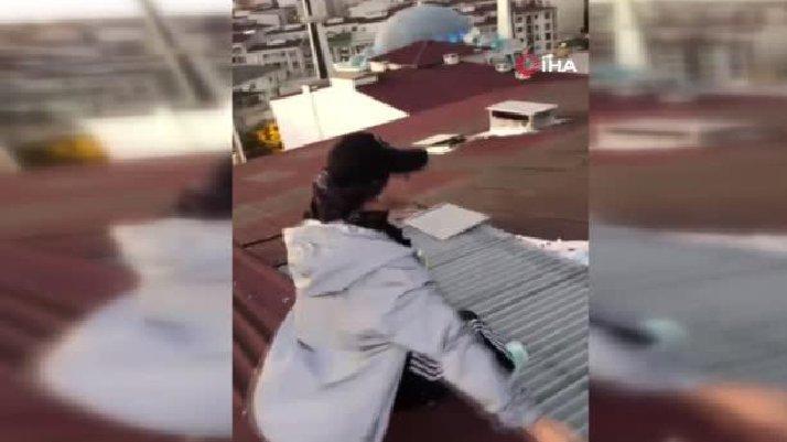 İstanbul'da korkunç olay: Ölüm böyle geldi...