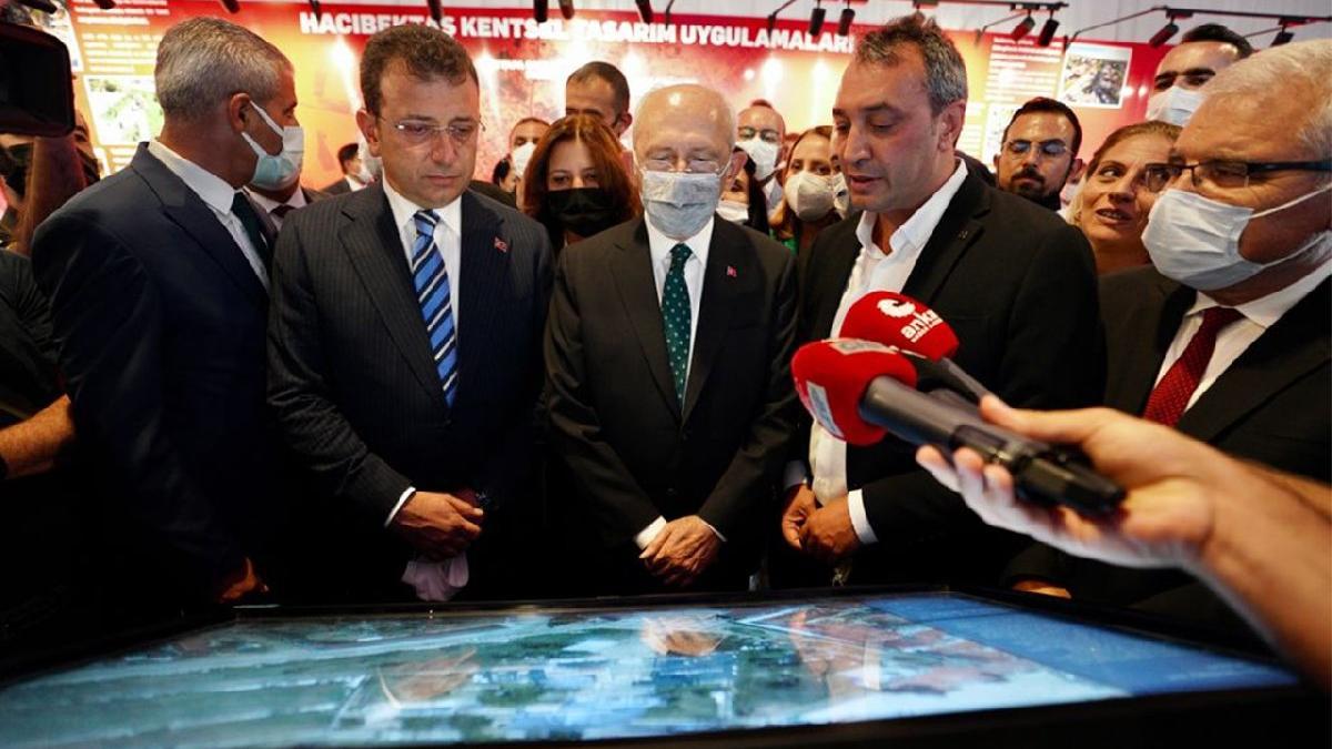 Kılıçdaroğlu'dan İmamoğlu'na teşekkür