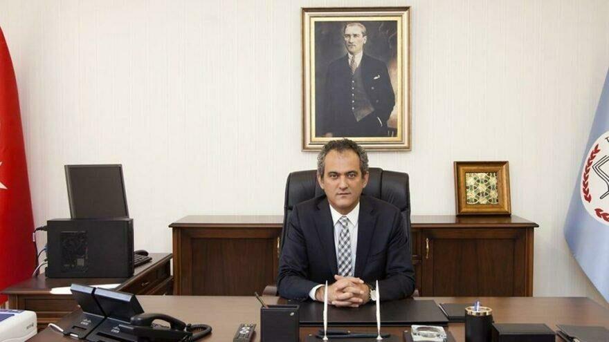 Milli Eğitim Bakanı Mahmut Özer'den sınav açıklaması