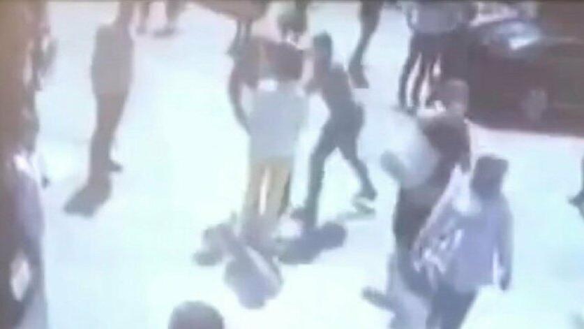 Buğra Kavuncu'ya saldıran kişi yakalandı
