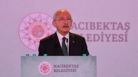 Kılıçdaroğlu'ndan dikkat çeken mülteci açıklaması