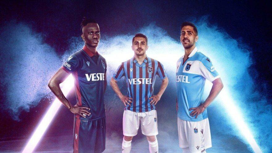 Trabzonspor'un forma satışlarına tarihli ve plakalı destek
