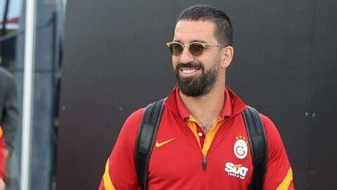 Arda Turan'dan Fenerbahçe maçı sonrası gülücük!