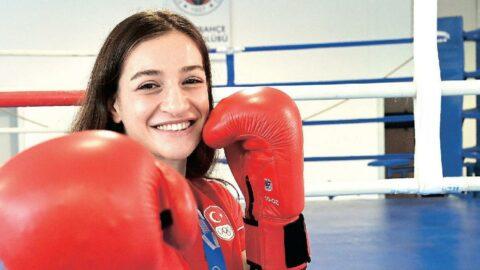 Buse Naz Çakıroğlu: 'Paris'te şampiyon olacağım'