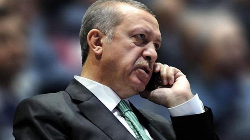 Erdoğan'dan art arda Afganistan görüşmeleri
