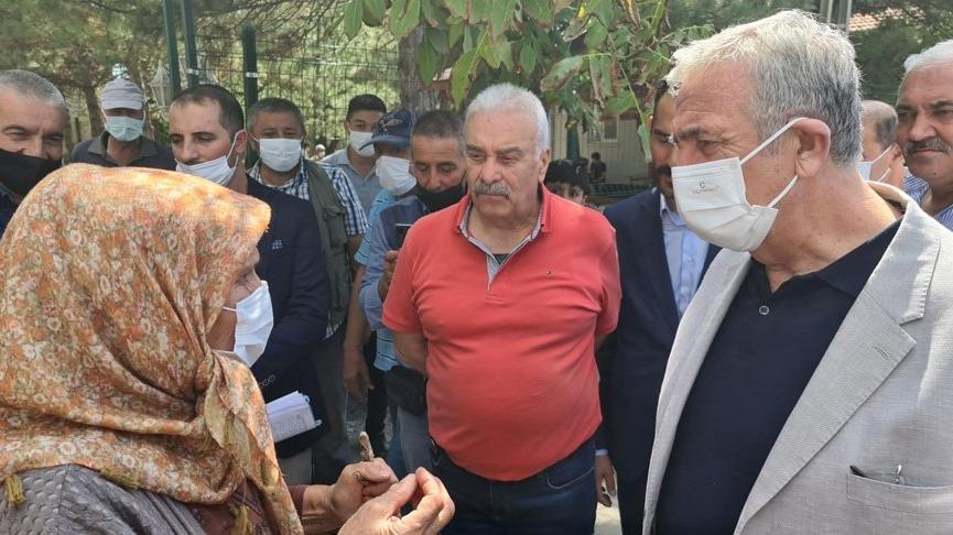 Mansur Yavaş mahalle mahalle gezdi: Kentimizi ortak akılla, hep birlikte yönetiyoruz