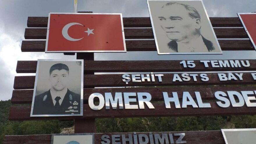 Türk Bayrağı'na ateş ettiler
