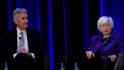 ABD Hazine Bakanı Yellen, Fed Başkanı Powell'ın bir dönem daha görevde kalmasını istiyor
