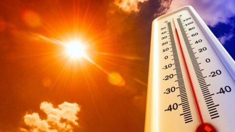 Meteoroloji'den hem sıcaklık artışı hem yağış uyarısı