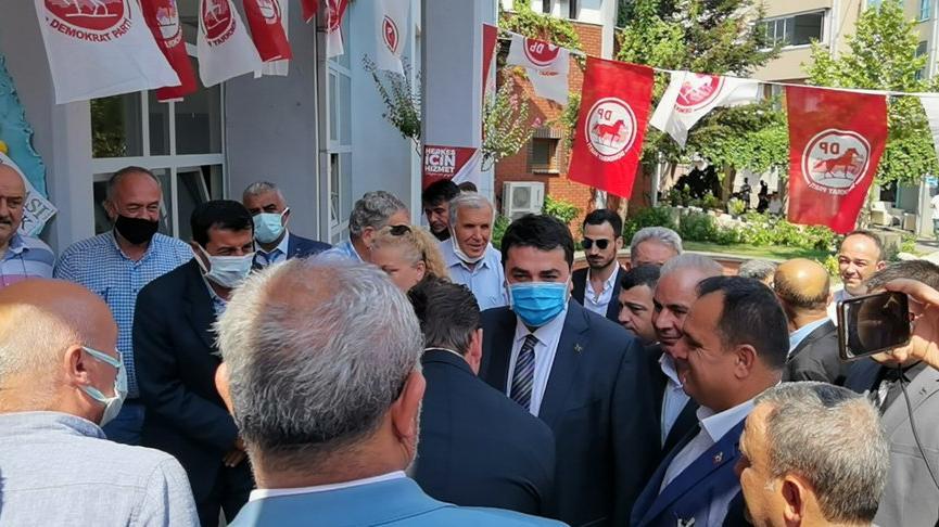 DP Genel Başkanı Gültekin Uysal: Maalesef Türkiye gerilemiş durumda