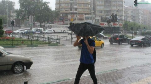 Rüzgar kuvvetlenecek, yerel yağışlara dikkat