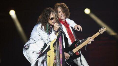 Aerosmith ve UMG'den dev anlaşma