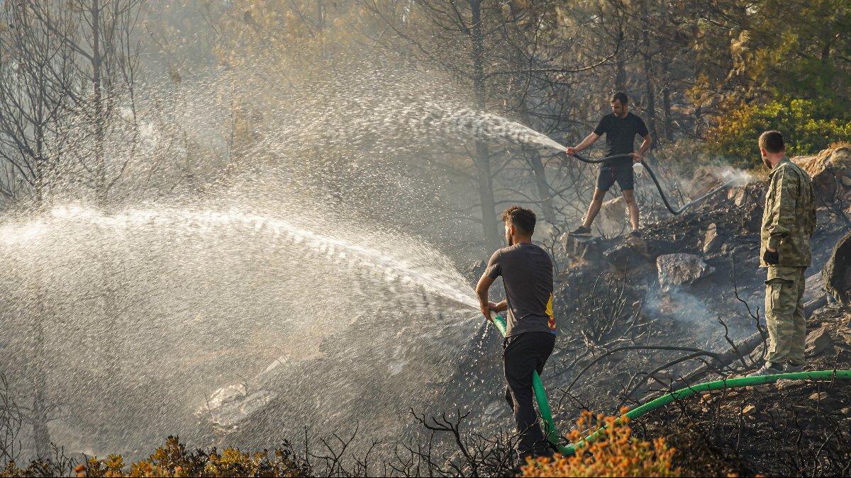 Fitch: Orman yangınları belediye harcamalarını 35-100 milyon TL artırabilir