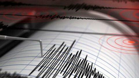 Kayseri'de deprem meydana geldi! Son depremler listesi...