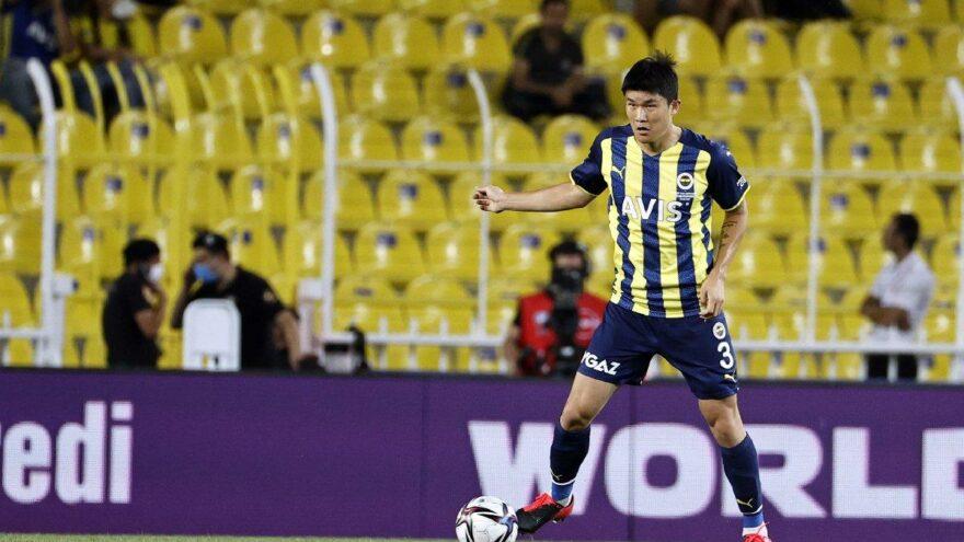 Fenerbahçe'nin yeni stoperi Min-Jae Kim duvar ördü!