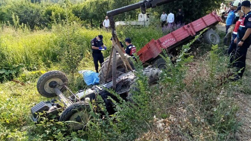 17 yaşındaki tarım işçisi traktörün altında can verdi
