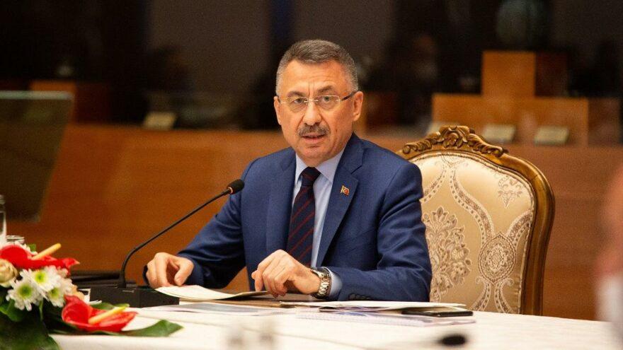 Cumhurbaşkanı Yardımcısı Oktay: Orta Vadeli Programı eylülde açıklayacağız