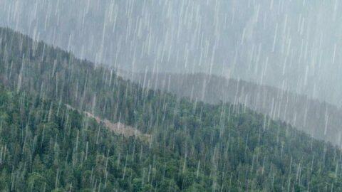 Doğu Karadeniz ve Doğu Anadolu için 'sel' uyarısı