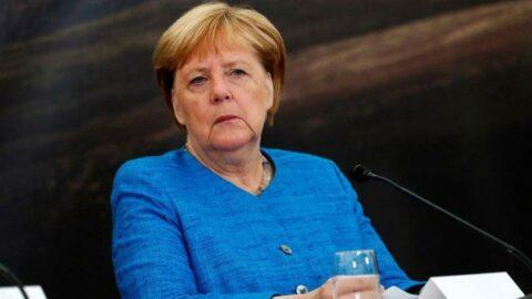 Merkel: ABD olmadan tahliyelere devam edemeyiz