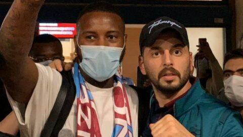 Trabzonspor'un 9. transferi Stefano Denswil oldu