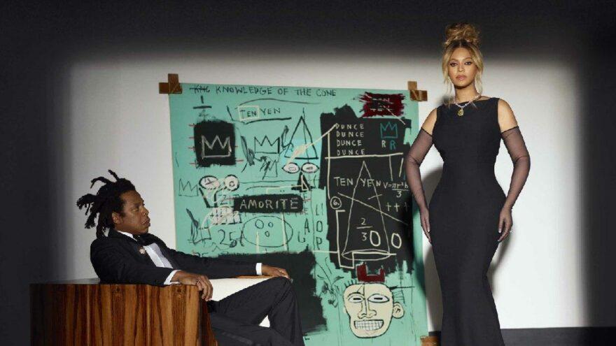 Beyonce, Audrey Hepburn gibi oldu: 128.54 karat elmas taktı
