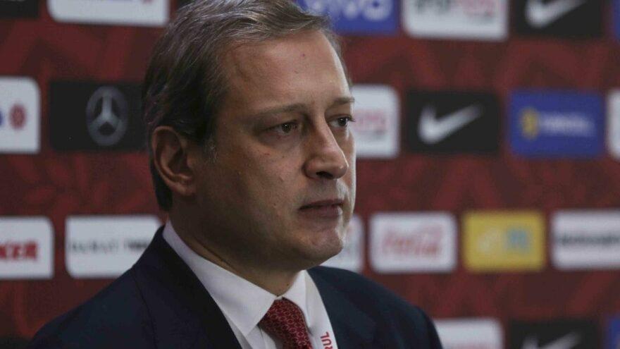 Galatasaray Başkanı Burak Elmas, PFDK'ya sevk edildi