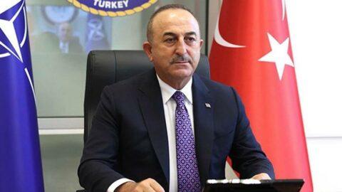 Bakan Çavuşoğlu'ndan Katar ve ABD ile görüşme