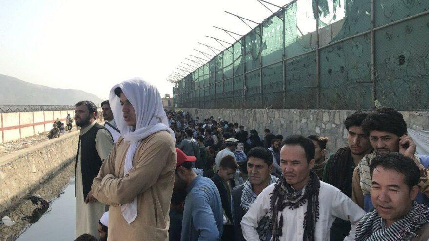 DSÖ'den Afganistan uyarısı: 1 haftalık malzememiz kaldı