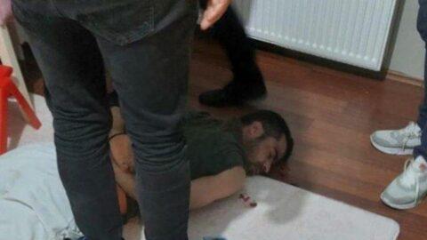Turuncu kategorideki terörist yakalandı