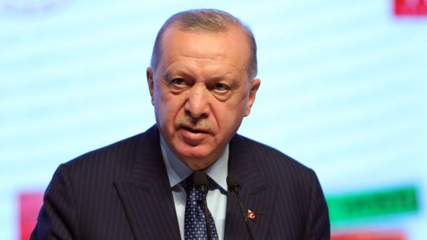 Cumhurbaşkanı Erdoğan: Siyasi parti ayrımı gözetmeden tüm belediyelerimize teşekkür ediyorum