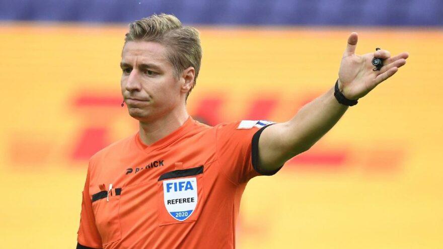 Kopenhag-Sivasspor maçına Belçikalı hakem
