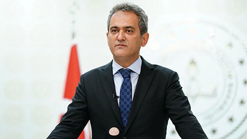 Milli Eğitim Bakanı Mahmut Özer'den yüz yüze eğitim ve İstanbul açıklaması