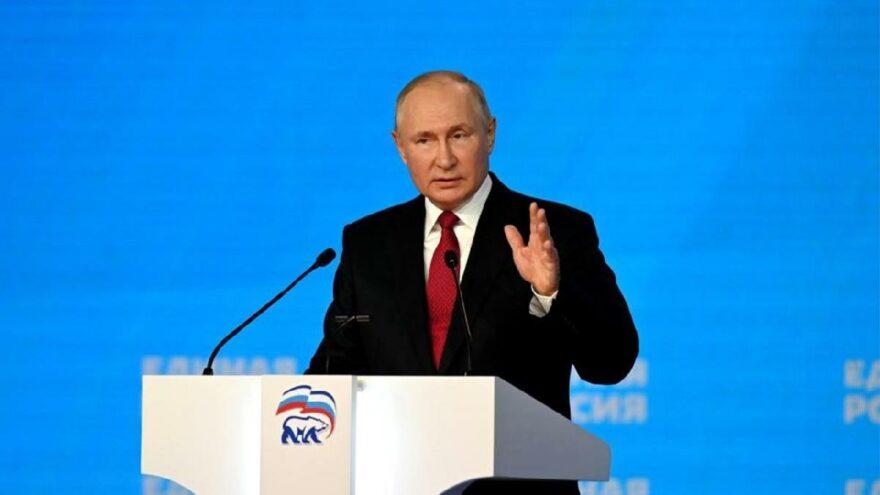 'Sovyetler döneminden ders çıkardık' diyen Putin, Afganistan kararını açıkladı