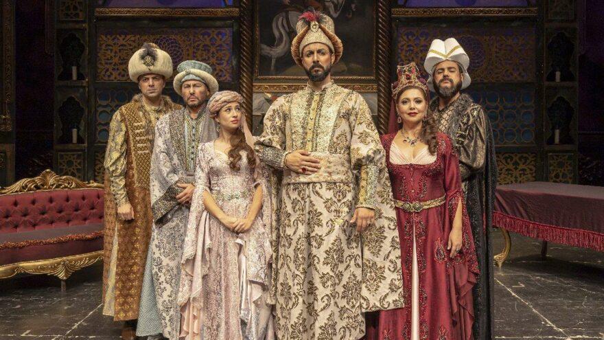 Uluslararası Aspendos Opera ve Bale Festivali '4. Murat'la başlıyor