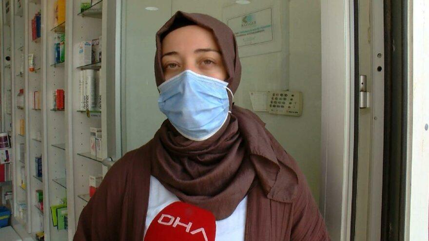 Eczacı kadının 'taciz' davası kabusa dönüştü