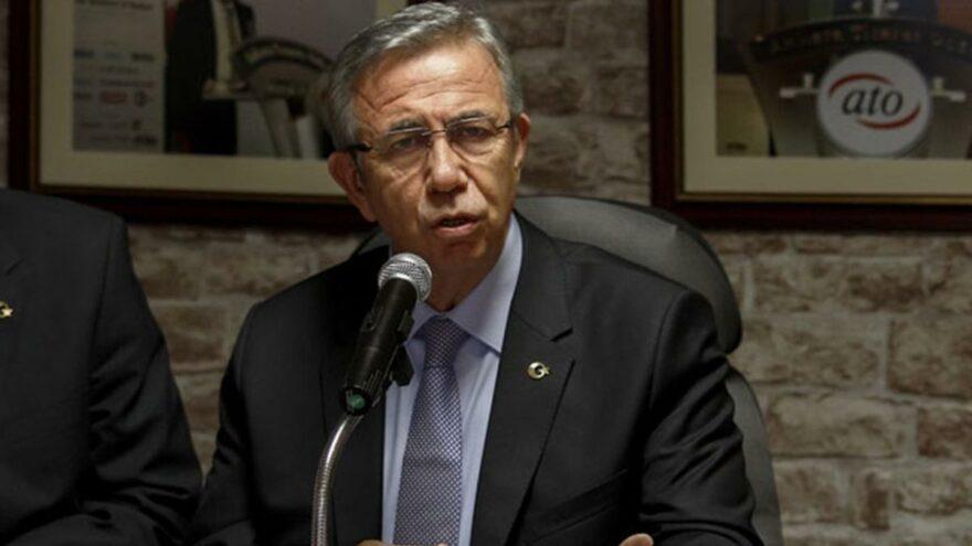 Mansur Yavaş: Belediyenin mallarından elinizi çekin artık