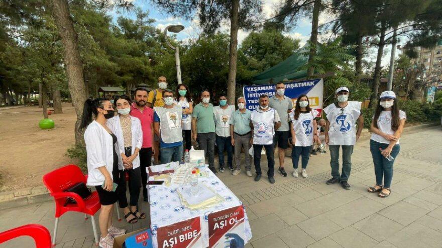 Mardin Kızıltepe'de, aşı kampanyasına kaymakamlık engeli