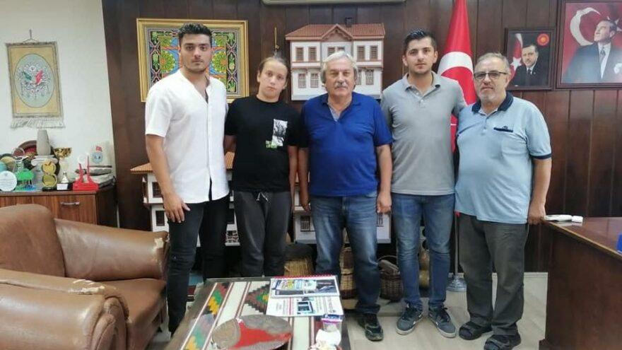 Fenerbahçe, genç kaleci Berke Can Evli'yi İstanbul'a davet etti