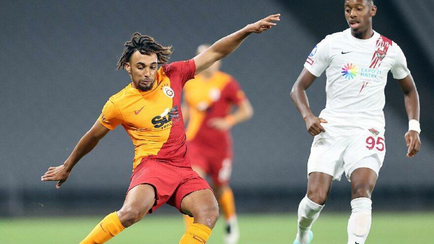 Sacha Boey: Daha büyük bir kulüp olduğu için Galatasaray'ı tercih ettim