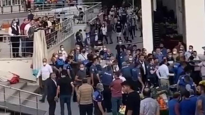 Ankara'da 'ezik şeftali' kavgasında 4 şüpheli adli kontrolle serbest