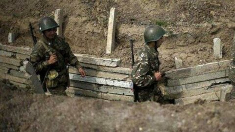 Ermenistan askerlerinden gerginliği tırmandıran hamle