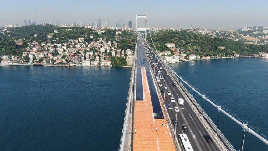 Fatih Sultan Mehmet Köprüsü ihalesi sonuçlandı: 508.3 milyona tüm halatları değişecek