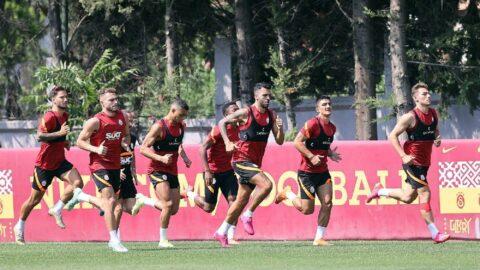 Galatasaray Randers maçında tur peşinde! Eksikler...