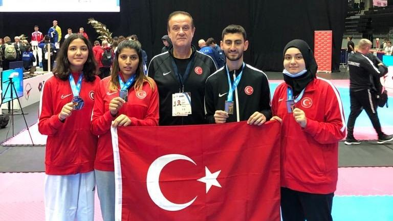 Görkem Polat Avrupa şampiyonu