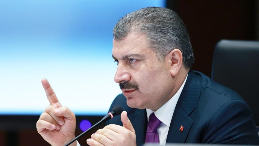 Sağlık Bakanı Koca'dan sert açıklama: İnsana yakışır mı?